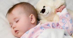 الگوریتم خواب در کودکان