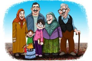 ارتباط-خانوادگی