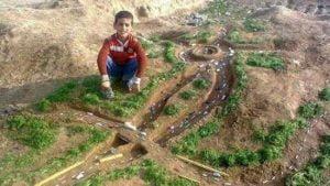 کودک خلاق در خانواده معمولی